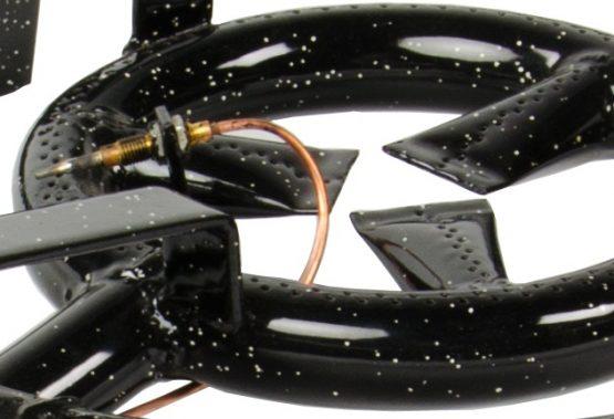 GrillSymbol Paella Kaasuliesi ECO 580-sisäkäyttöön