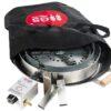GrillSymbol paellapannu setti PRO-460 inox