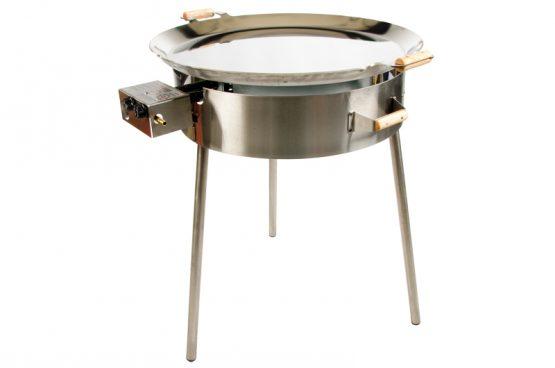 GrillSymbol paellapannu setti PRO-720 inox