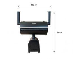 GrillSymbol BBQ savustusgrilli Q-1000