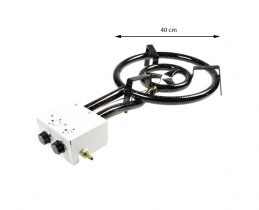 GrillSymbol Indoor and Outdoor Gas Burner 13 kw