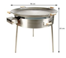 GrillSymbol paellapannu setti PRO-960