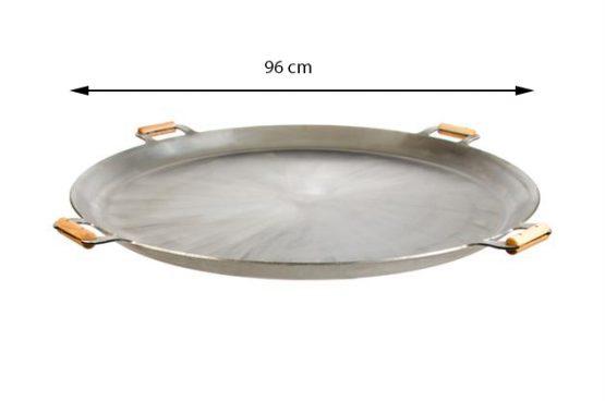 GrillSymbol Muurinpohjapannu FP-960 light