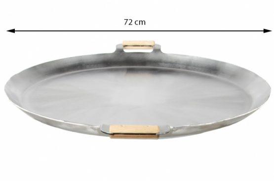 GrillSymbol Muurinpohjapannu FP-720