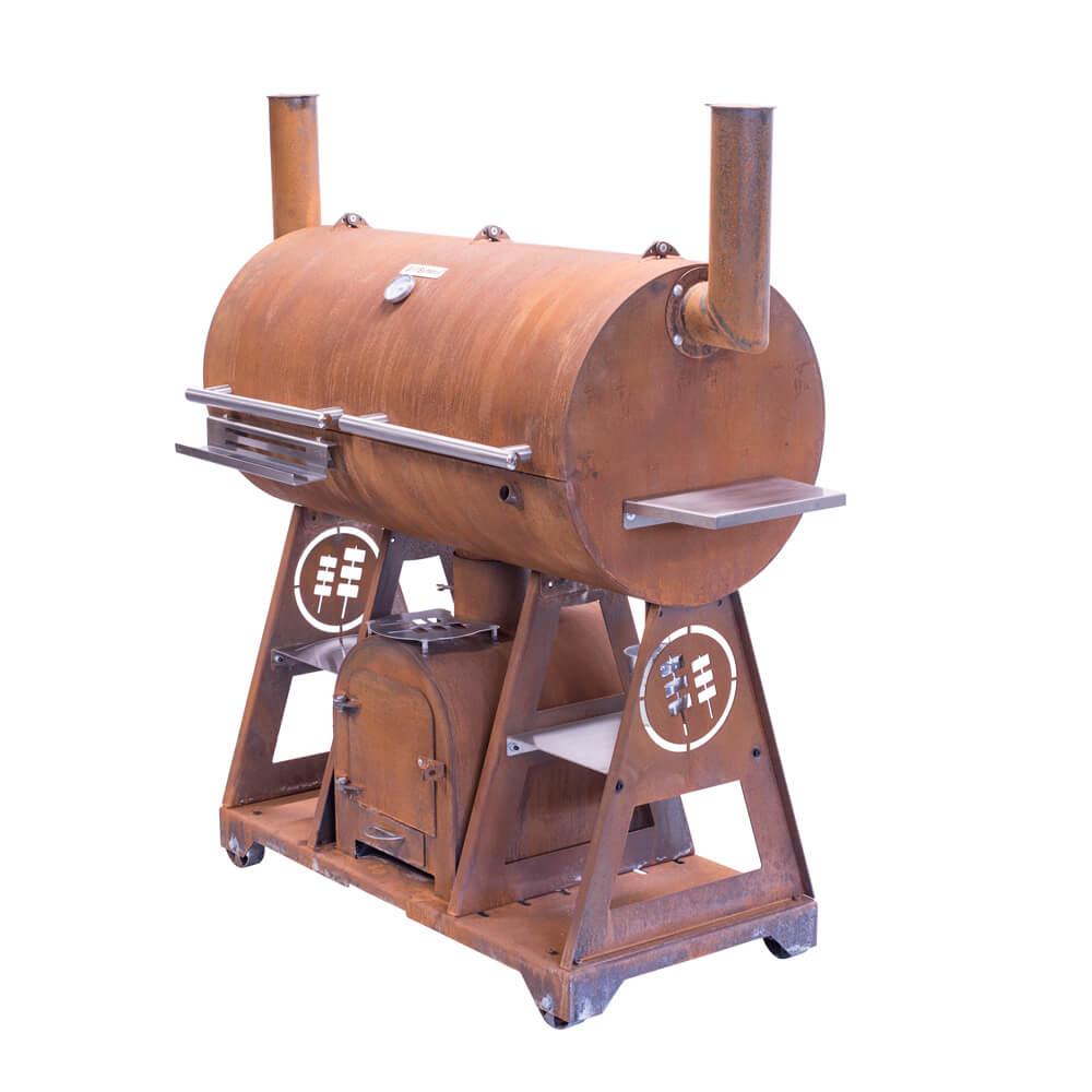 GrillSymbol Smoky Beast XL-savustusgrilli