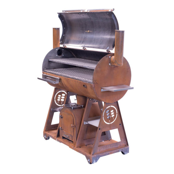 GrillSymbol BBQ Smoker Q 1200
