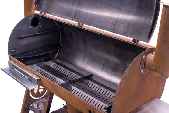 GrillSymbol BBQ savustusgrilli Q-1200