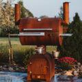 GrillSymbol Smoky Beast-savustusgrilli