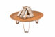 GrillSymbol Elegante Outdoor Wood Burning Fire Pit