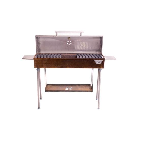 GrillSymbol Chef XL Charcoal BBQ
