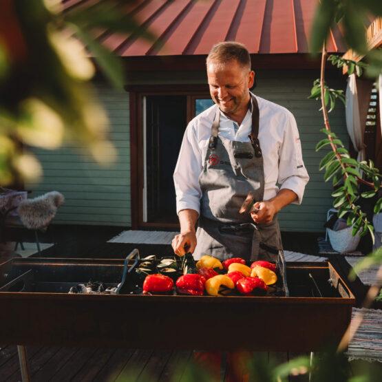 GrillSymbol hiiligrilli Naked Chef XL