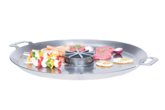 GrillSymbol Paella Skillet Wild Chef 72